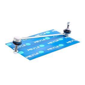 MSL0167 MEYLE Vorderachse rechts, Vorderachse links, MEYLE-ORIGINAL Quality Länge: 275mm Koppelstange 16-16 060 0008 günstig kaufen