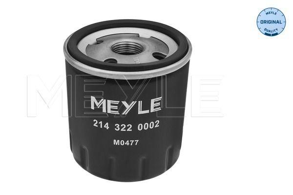 Motorölfilter MEYLE 214 322 0002