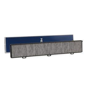 MCF0259 MEYLE Aktivkohlefilter, Filtereinsatz, MEYLE-ORIGINAL Quality Breite: 132mm, Höhe: 20mm, Länge: 832mm Filter, Innenraumluft 312 320 0015 günstig kaufen