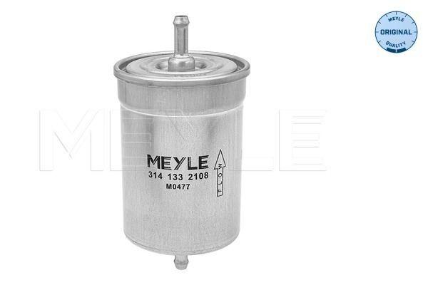 VW VENTO 1991 Kraftstofffilter - Original MEYLE 314 133 2108 Höhe: 162mm