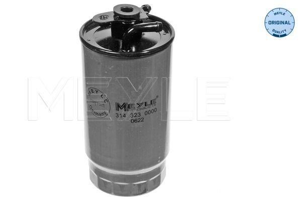 Buy original Fuel filter MEYLE 314 323 0000