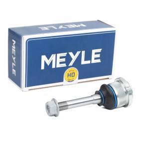 Pirkti MBJ0190HD MEYLE vidinis, priekinė ašis, dešinė, priekinė ašis, kairė, MEYLE-HD Quality sriegio dydis: M14x1,5 Atramos / vairo trauklė 316 010 4305/HD nebrangu