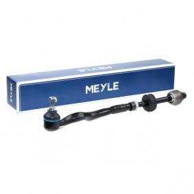 Pirkti MTA0176 MEYLE priekinė ašis, kairė, MEYLE-ORIGINAL Quality Strypo montavimas 316 030 4339 nebrangu