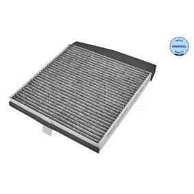 5123200000 Innenraumfilter MEYLE 512 320 0000 - Große Auswahl - stark reduziert