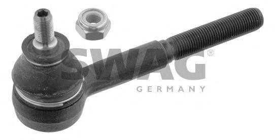 10 71 0055 SWAG Vorderachse beidseitig Gewindeart: mit Linksgewinde Spurstangenkopf 10 71 0055 günstig kaufen
