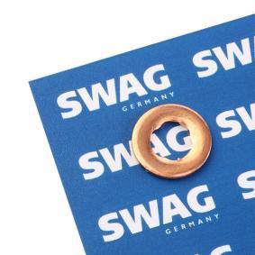 Įsigyti ir pakeisti tarpiklis, purkštuko laikiklis SWAG 10 92 9140
