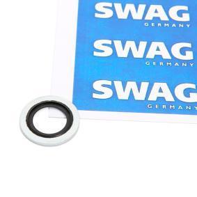 Tömítőgyűrű, olajleeresztő csavar SWAG 50 92 4359 - vásároljon és cserélje ki!