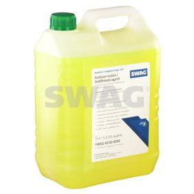 RenaultTypD SWAG grün, Inhalt: 5l Renault Typ D, Glaceol RX type D Frostschutz 60 92 6581 günstig kaufen