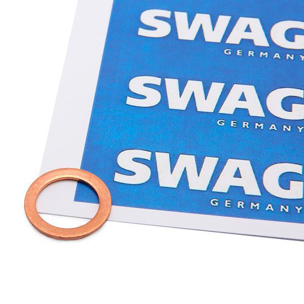 SWAG: Original Ölablaßschraube Dichtung 99 90 7215 (Dicke/Stärke: 1,5mm, Ø: 20,0mm, Innendurchmesser: 14,0mm)