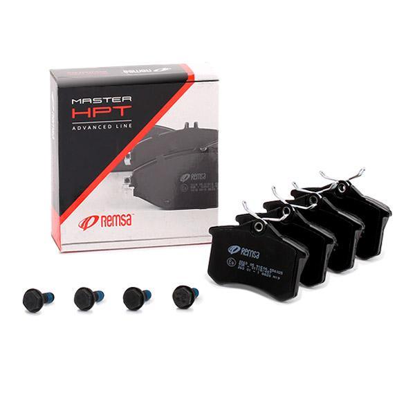 026305 Bremsbeläge REMSA PCA026305 - Große Auswahl - stark reduziert