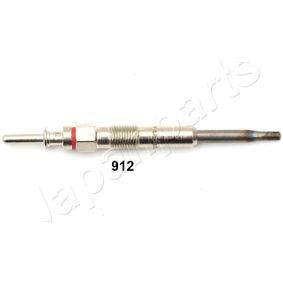 CE-912 JAPANPARTS 5V Länge über Alles: 106mm Glühkerze CE-912 günstig kaufen