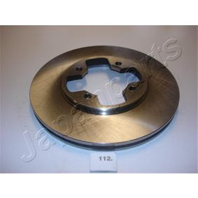 Brake Disc DI-112 for NISSAN 280 ZX,ZXT at a discount — buy now!