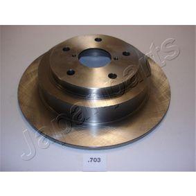 Günstige Bremsscheibe mit Artikelnummer: DP-703 SUBARU SVX jetzt bestellen