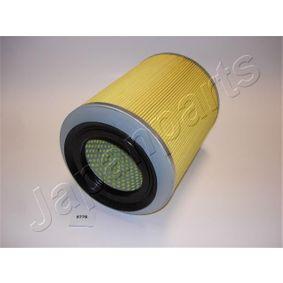 Comprar Filtro de aire de JAPANPARTS FA-577S a precio moderado