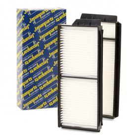 buy and replace Filter, interior air JAPANPARTS FAA-MA8