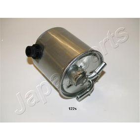 Palivový filter FC-122S NISSAN QASHQAI v zľave – kupujte hneď!