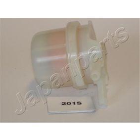 Aγοράστε και αντικαταστήστε τα Φίλτρο καυσίμου JAPANPARTS FC-201S