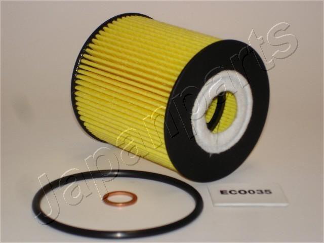 Motorölfilter JAPANPARTS FO-ECO035