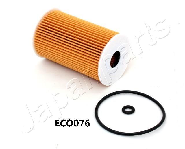 Hyundai EQUUS / CENTENNIAL 2014 Oil filter JAPANPARTS FO-ECO076: Filter Insert