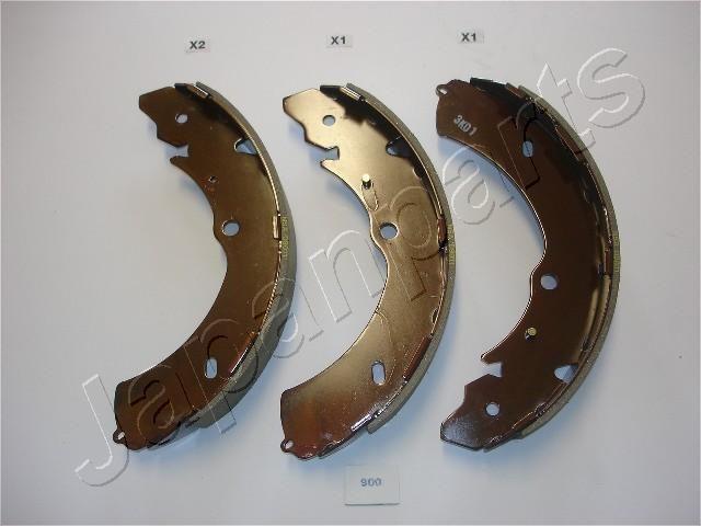 OE Original Bremsbeläge für Trommelbremsen GF-900AF JAPANPARTS