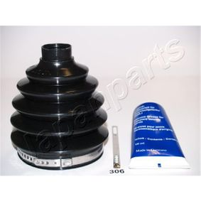 buy and replace Bellow Set, drive shaft JAPANPARTS KB-306
