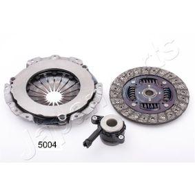 KF5004 Sankabos komplektas JAPANPARTS KF-5004 Platus pasirinkimas — didelės nuolaidos