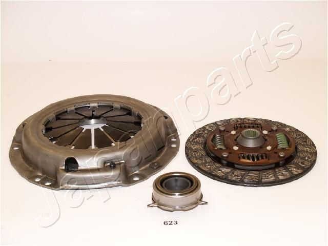 Clutch set KF-623 JAPANPARTS — only new parts