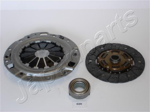 Clutch set KF-626 JAPANPARTS — only new parts
