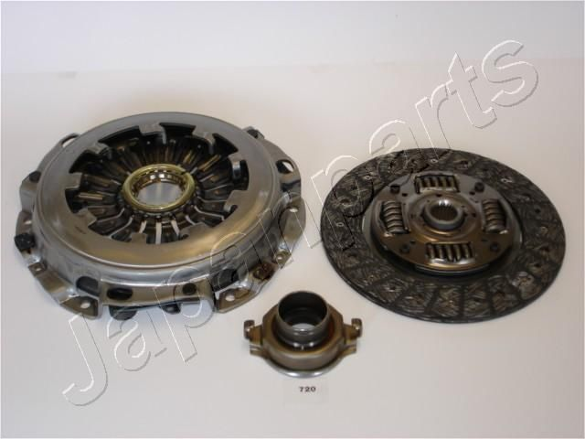 Clutch set KF-720 JAPANPARTS — only new parts