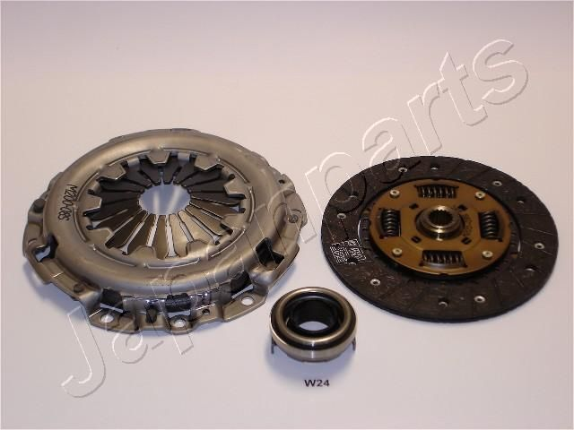 Clutch kit KF-W24 JAPANPARTS — only new parts