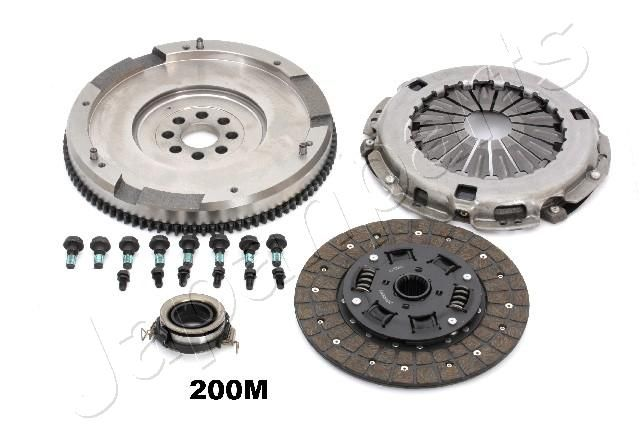 Clutch kit KV-200M JAPANPARTS — only new parts
