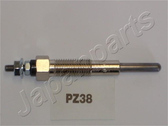 Подгревна свещ PZ38 с добро JAPANPARTS съотношение цена-качество