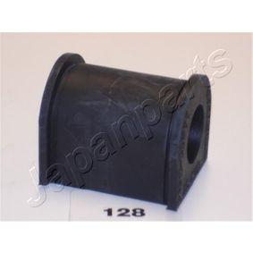 Kupte a vyměňte Loziskove pouzdro, stabilizator JAPANPARTS RU-128