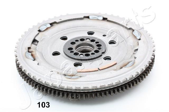 NISSAN ALMERA 2020 Schwungscheibe - Original JAPANPARTS VL-103 Motorausstattung: für Motoren mit Zweimassenschwungrad