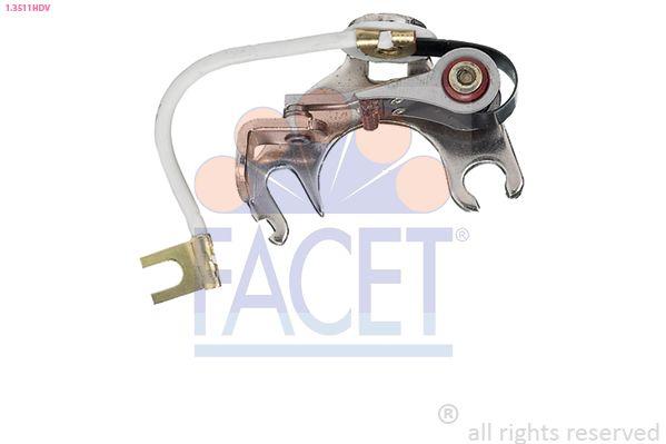 Zündverteiler und Einzelteile FACET 1.3511HDV