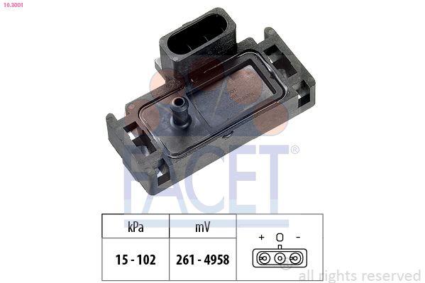 FACET Sensor, Ladedruck 10.3001