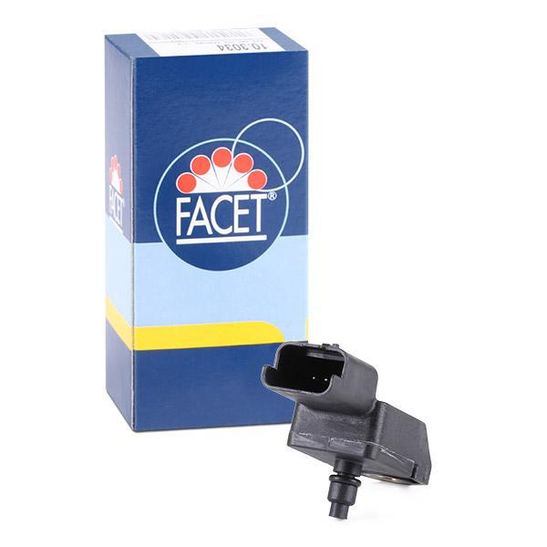 FORD FOCUS 2019 Sensor, Saugrohrdruck - Original FACET 10.3034