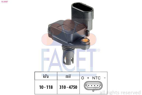 FACET Sensor, Ladedruck 10.3087