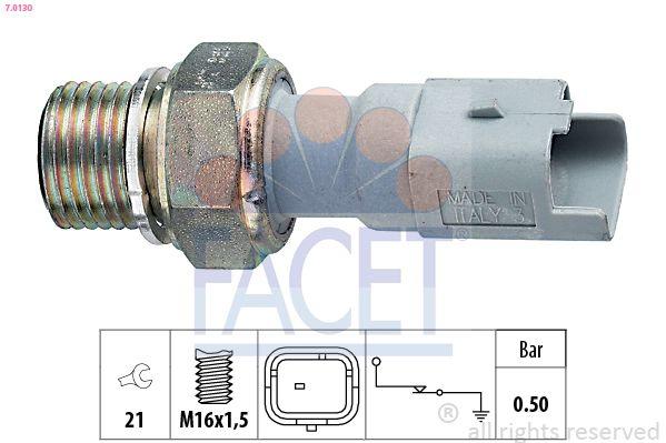 FACET: Original Öldruckschalter 7.0130 ()