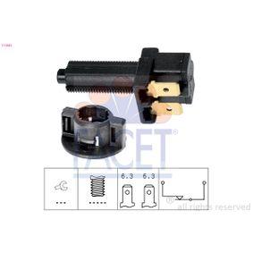 KW510041 FACET Made in Italy - OE Equivalent Bremslichtschalter 7.1041 günstig kaufen