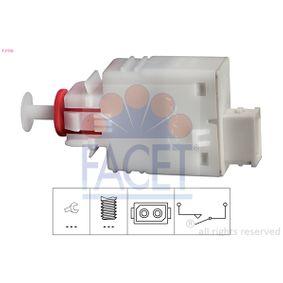 KW510110 FACET Made in Italy - OE Equivalent Schalter, Kupplungsbetätigung (GRA) 7.1110 günstig kaufen