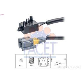 7.1210 Schalter, Kupplungsbetätigung (GRA) FACET in Original Qualität