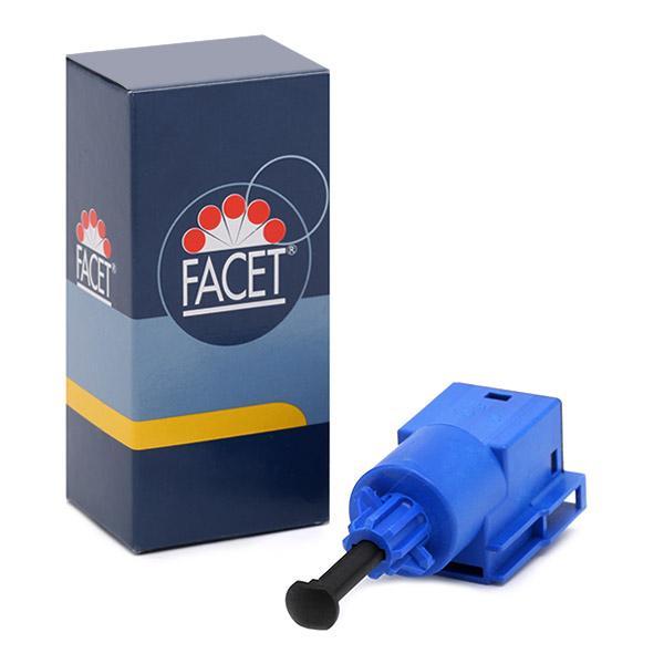 FACET 7.1289 Made in Italy Kupplungsbet/ätigung OE Equivalent 1 Schalter GRA