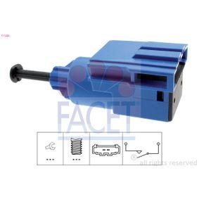 71220 Schalter, Kupplungsbetätigung (GRA) FACET EPS1810220 - Große Auswahl - stark reduziert