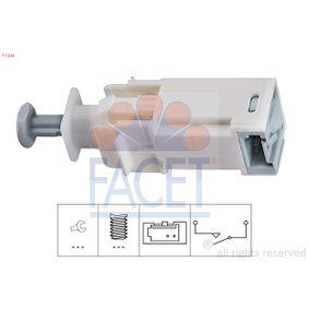 KW510226 FACET Made in Italy - OE Equivalent Schalter, Kupplungsbetätigung (GRA) 7.1226 günstig kaufen