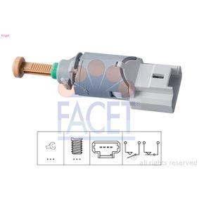 KW510227 FACET Made in Italy - OE Equivalent Bremslichtschalter 7.1227 günstig kaufen