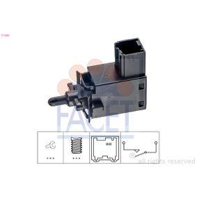KW510242 FACET Made in Italy - OE Equivalent Schalter, Kupplungsbetätigung (GRA) 7.1242 günstig kaufen