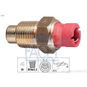 Comprare KW530000 FACET Made in Italy - OE Equivalent Apert. chiave: 19 Sensore, Temperatura refrigerante 7.3000 poco costoso