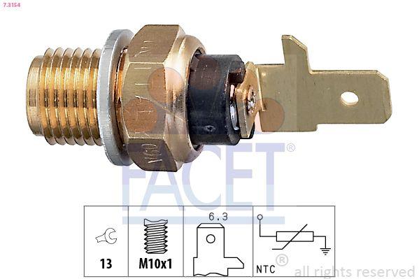 Original Sistem za hlajenje motorja 7.3154 Volkswagen