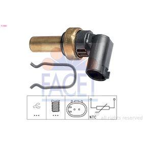 Coolant temperature sensor for MERCEDES-BENZ C-Class Saloon (W203